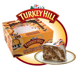 Turkey Hill Ice Cream Cake Candle Sweepstakes