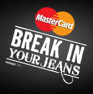 MasterCard Break in Your Jean Sweepstakes