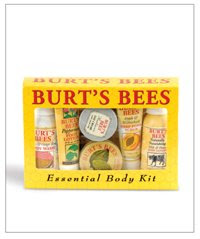 Glamour Magazine Burt's Bees Giveaway