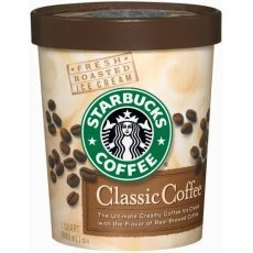 Free Pint of Starbucks Ice Cream
