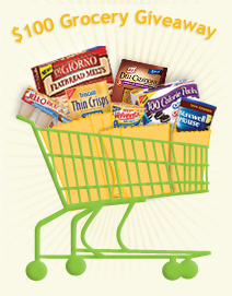 Kraft First Taste August Grocery Giveaway