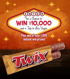 Pause and Laugh with TBS and Twix