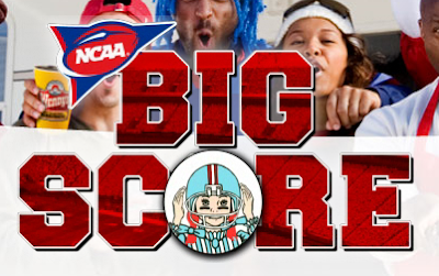 Wendy's Coca-Cola and NCAA Football Big Score
