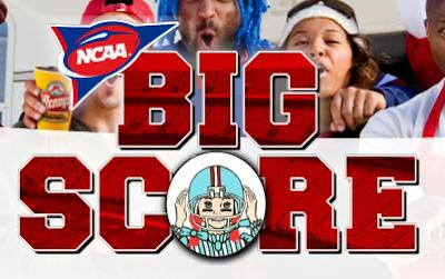Wendy's Coca-Cola and NCAA Football Big Score