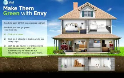 Make Them Green with Envy Instant Win Game and Sweepstakes