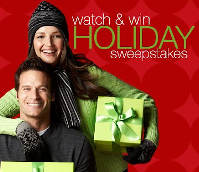 YahooTV Watch and Win Holiday w/Nikki Boyer Sweepstakes