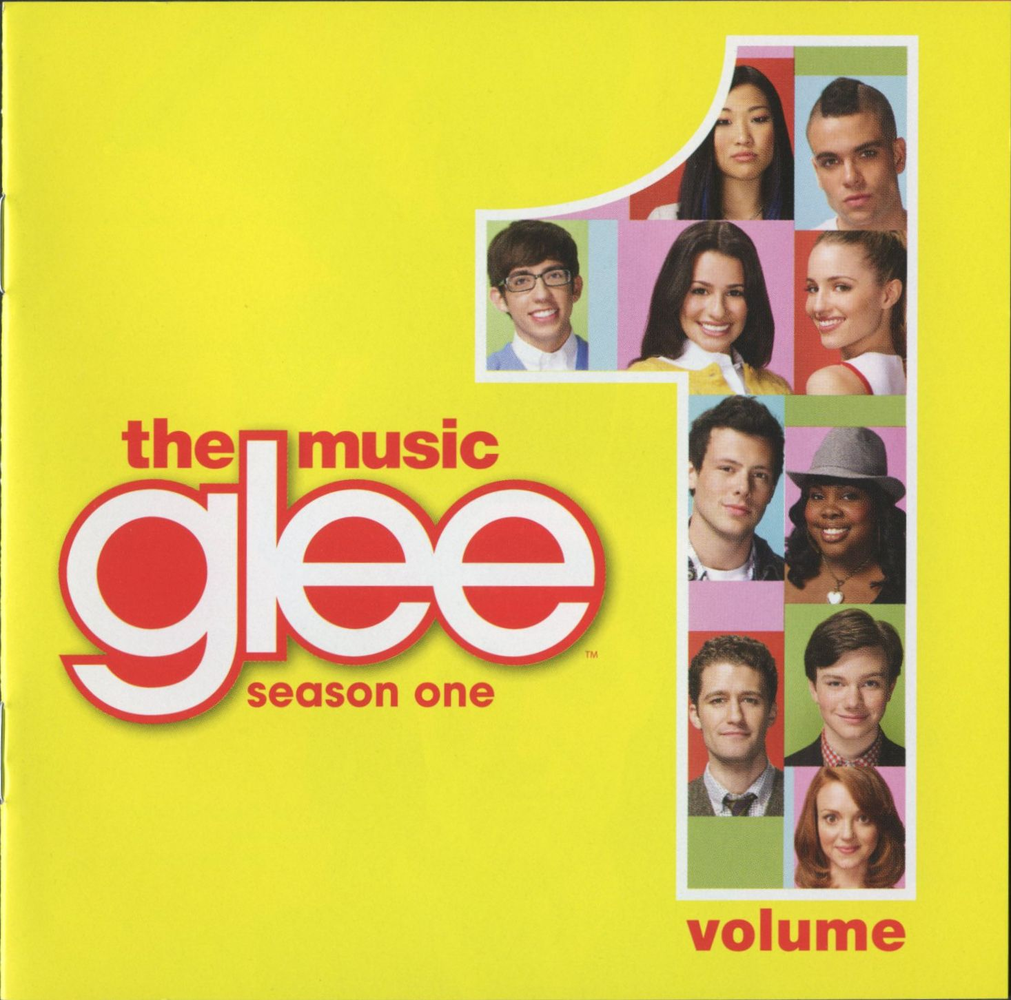 Glee the Music Volume 1