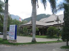 Lobby Hotel Kusuma Agrowisata