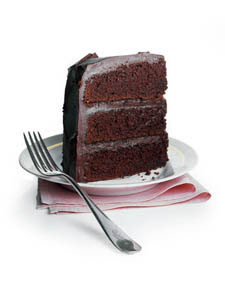 ... Cook: Moist Devil's Food Cake with Mrs. Milman's Chocolate Frosting