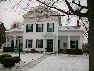 Munro House Jonesville Michigan Winter 2010