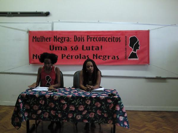 Seminário promovido pelo Núcleo Pérolas Negras UFBA em 2008