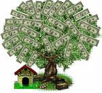 Money doesn't grow on trees......? Why not Blogging?