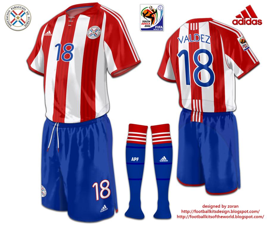 Football Kits Design May 2010
