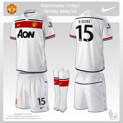 United 2011/12 Home & Away Kit - Page 16 - United Indonesia ...