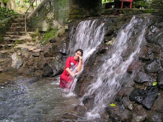 Ardent Hot Springs in Camiguin