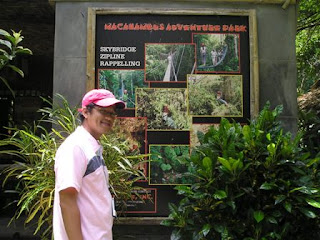 doms at macahambus adventure park
