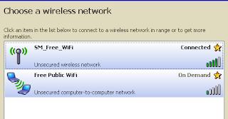 free wifi locations in Metro Manila