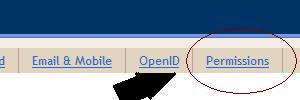 blogger dashboard settings tab