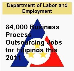 84, 000 BPO Jobs Await Filipinos in 2011 - High Demand Jobs