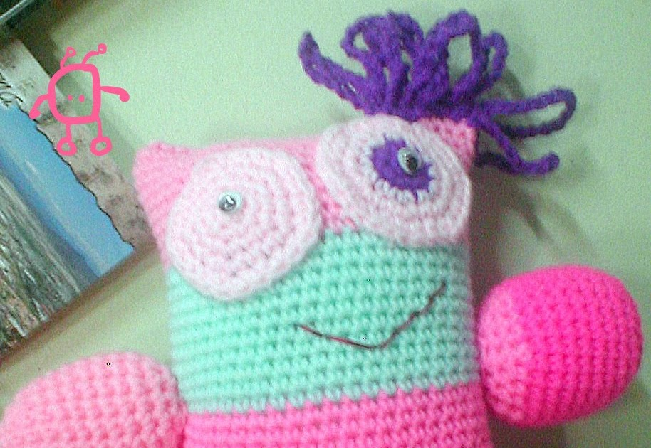 Amigurumi Ugly Doll : My Tinker Space: Ugly Doll Amigurumi