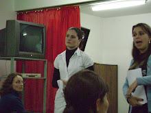 Representantes de Turma (Gleice e Letícia)