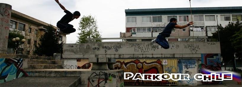 Parkour Chile