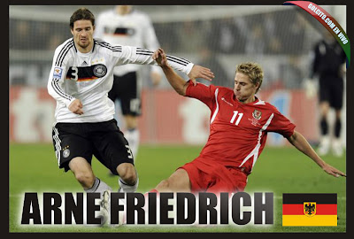 Wallpapers Equipo de Alemania: Arne FRIEDRICH