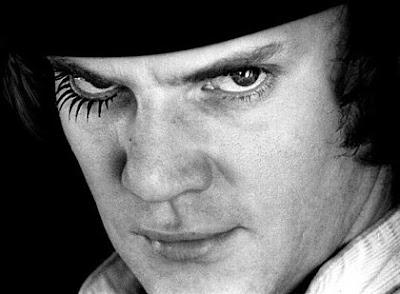 A Clockwork Orange, film de Stanley Kubrick (1971)