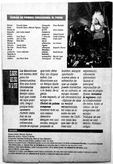 Suplemento Caín N° 7, Revista Humor, 1987