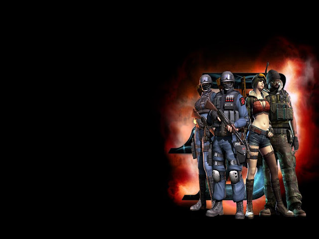 Point Blank Game Wallpaper - free download wallpapers