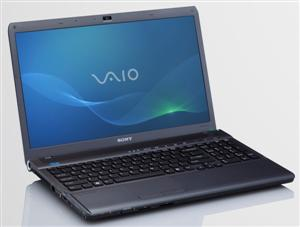 Sony VAIO F1190X, The New Gaming Laptop