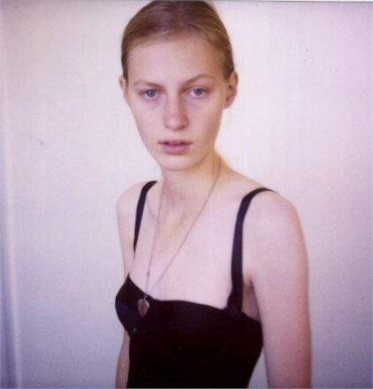 misslikey: Model Crush; Julia Nobis