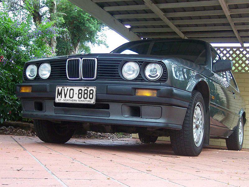 BMW Bavarian Motor Works  BMW 3