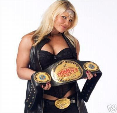 ... conducted an interview with the WWE Women's Champion Beth Phoenix.