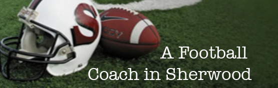 A Football Coach in Sherwood