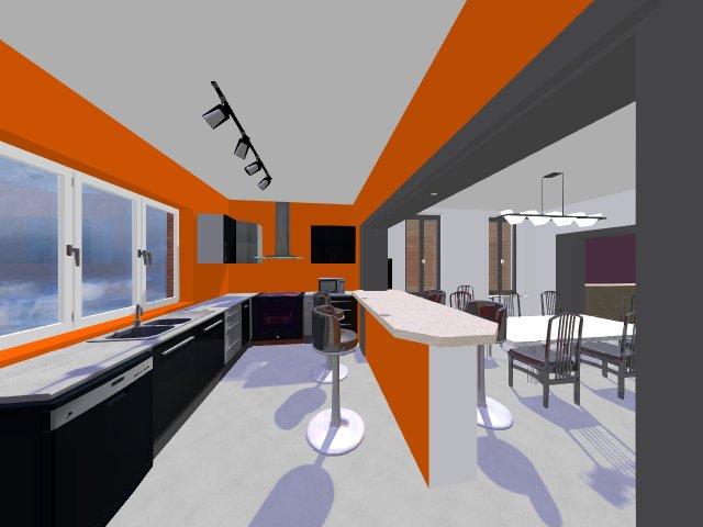 Hom3 le conseil deco decoration interieure cuisine for Conseiller amenagement interieur