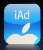 iAd pour iPhone