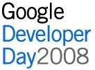 Google Developer Day Paris 2008