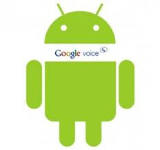 Android Google Vocie