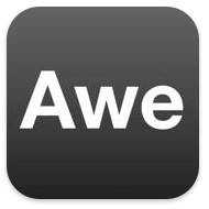 Télécharger l'application AWE pour iPad