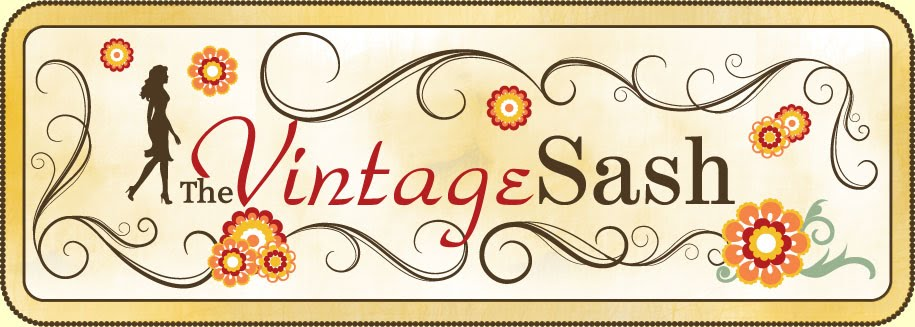The Vintage Sash