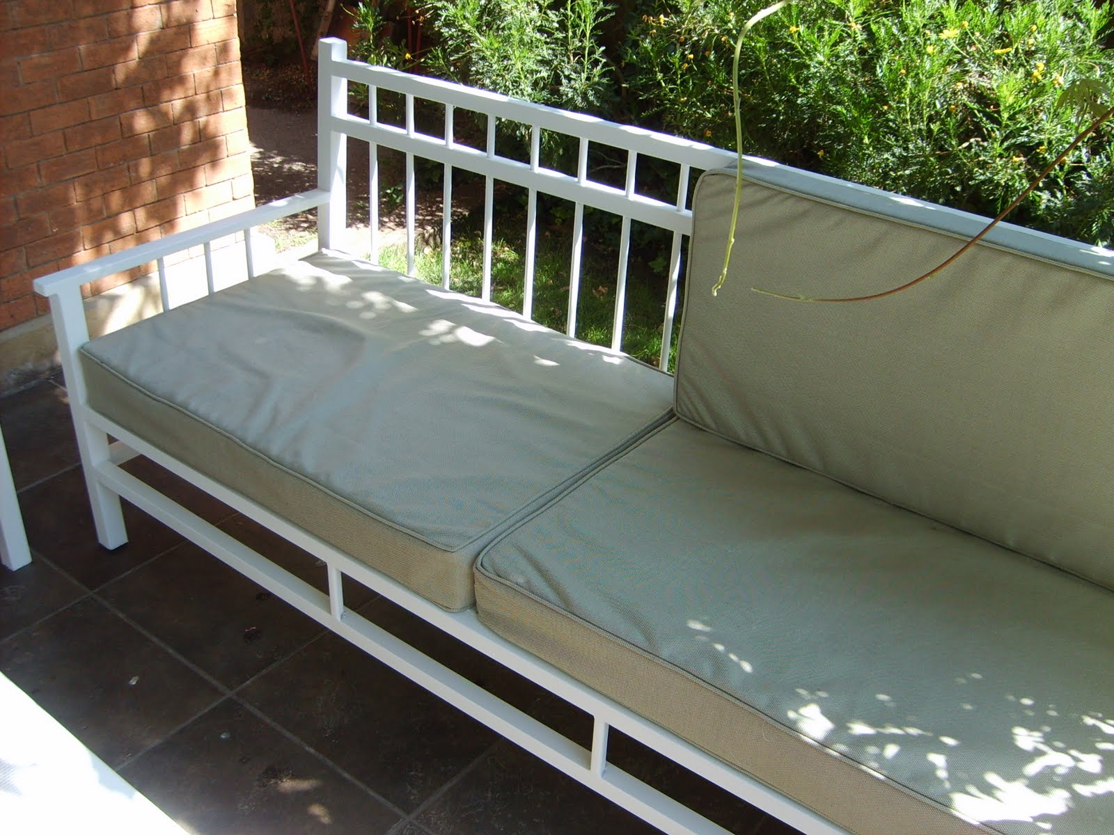 Son de fierro imagen for Amazon muebles terraza