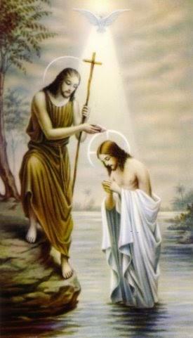 st john the baptist relationship to jesus