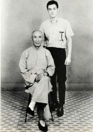 El Maestro de Bruce Lee
