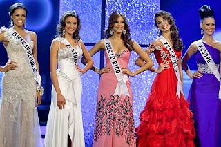 TOP 5 Finalist- Miss Universe 2009