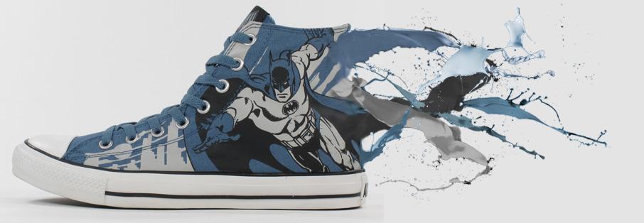 Batman Shoes~