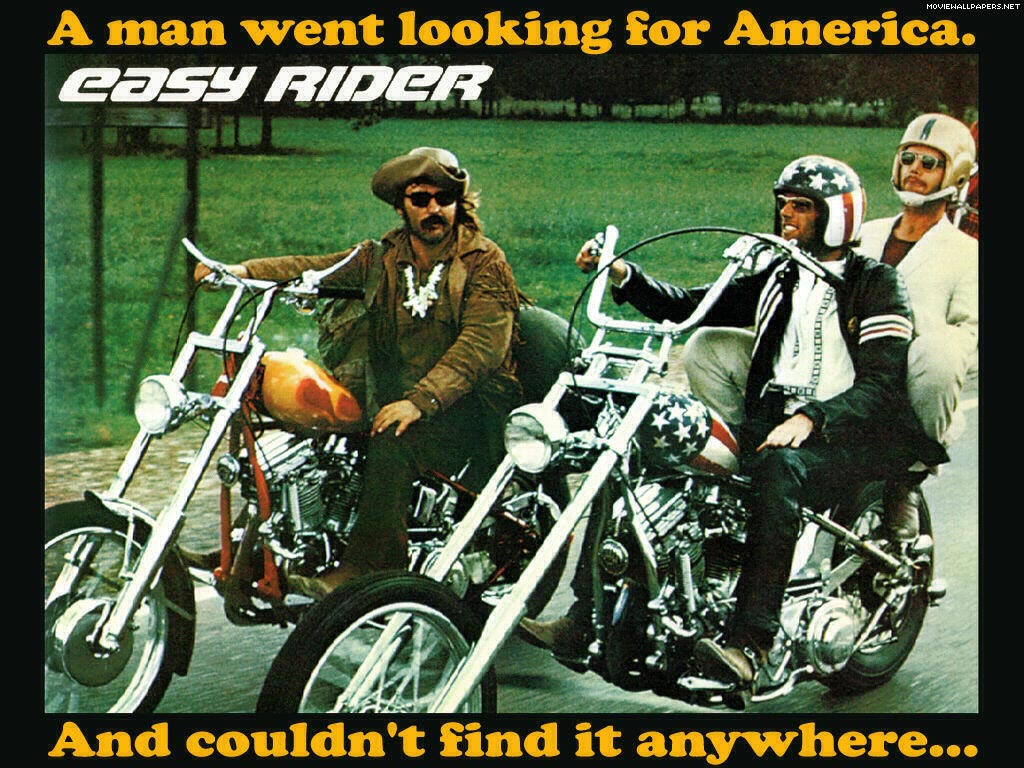 Easy Rider Poster 1969 Images & Pictures - Becuo Easy Rider Movie Poster