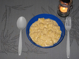 gluten-free macaroni & cheese
