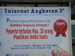 pelatihan internet