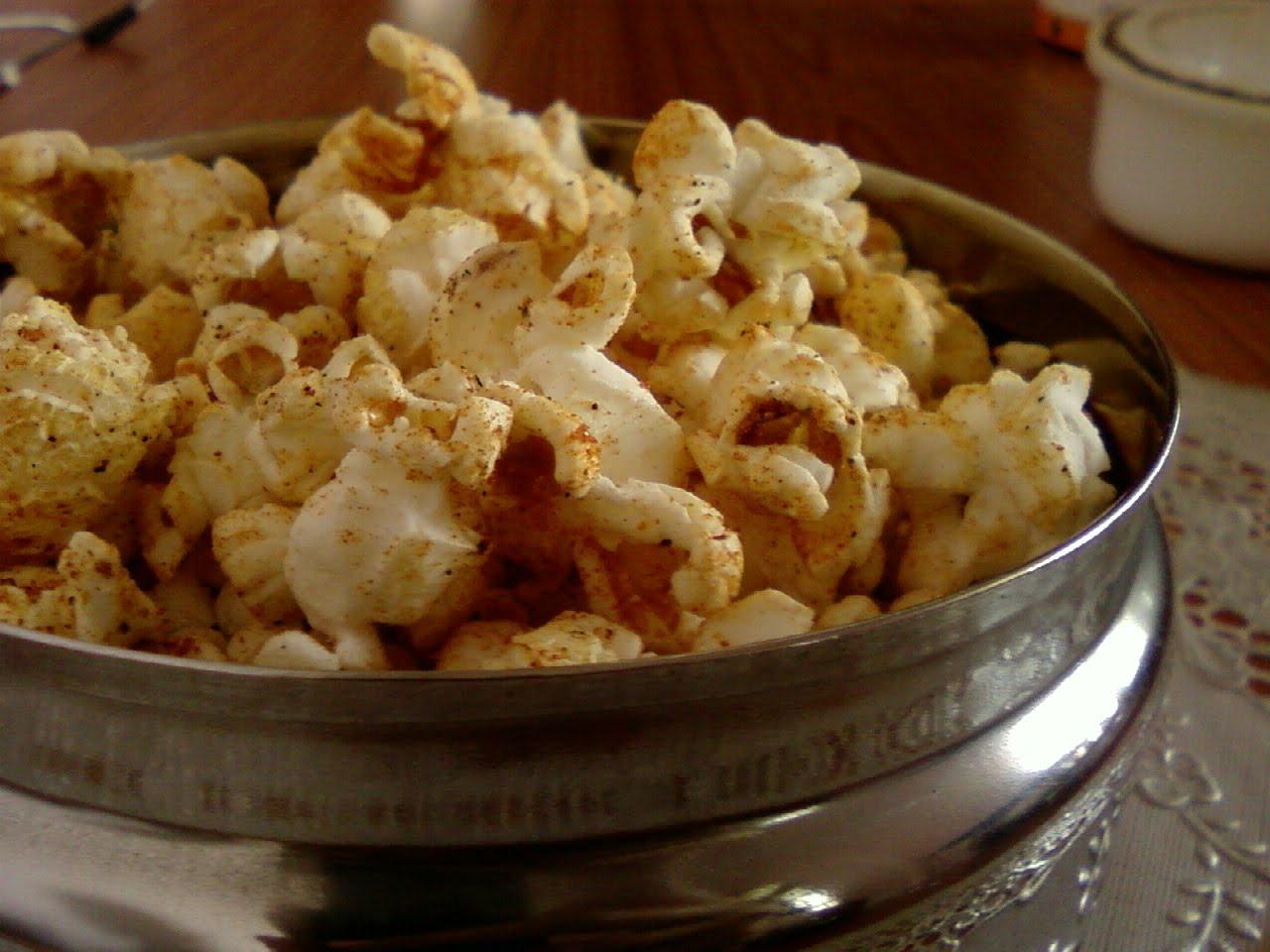 mokkajonna karam pelalu spiced popcorn ingredients popcorn kernels 1 2 ...
